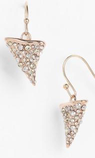 Alexis Bittar Dark Gardens Thorn Drop Earrings $95.00 Nordstroms