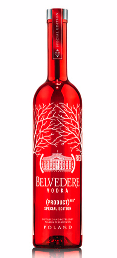 Belvedere (Product)Red Special Edition Vodka Bottle