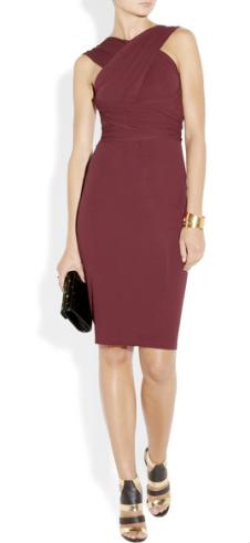 Donna Karan Infinity Convertible Crepe Dress $995.00 netaporter
