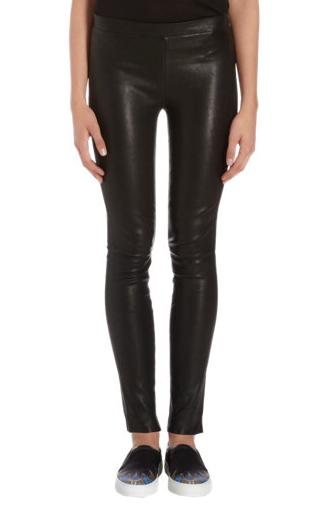 J Brand Pull On Leather Legging $794.00 Barneys