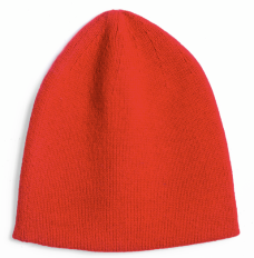Theory (Product)Red Unisex Wool Beanie hat $65.00