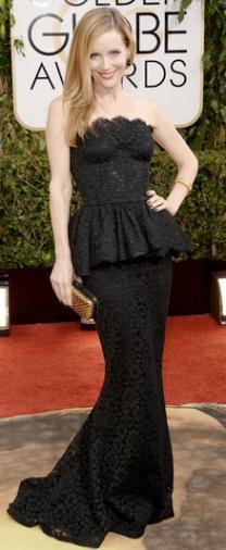 Leslie Mann Dolce & Gabbana