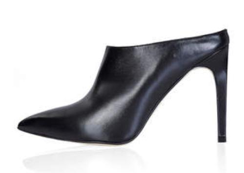 Gabi Mule Point Toe Shoes $110.00 TopShop