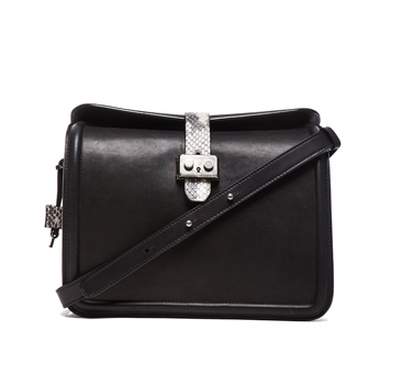 BOYY Ignazio Classic Bag In Black $890.00 Elyse Walker