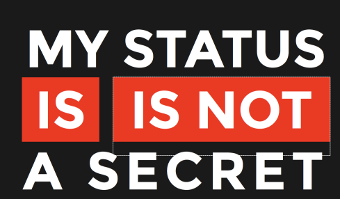 My Status Is Not A Secret Project
