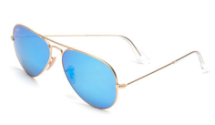 Ray Bans Aviator Mirrored Sunglasses $170.00 on sale for $127.00 Norstroms