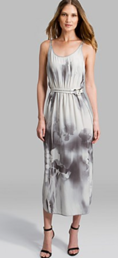 Halston Heritage Maxi Dress $395.00