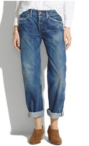 Chimala Selvedge Straight Leg Jeans $466 Madewell