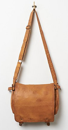 Free People Local Hero Messenger Bag $278.00