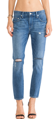 Lovers & Friends Ezra Slouchy Skinny Jeans $149.00