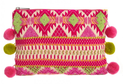 ASOS  Geo-Tribal Clutch Bag $53.35