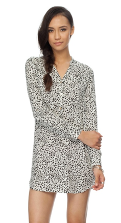 Atmos & Here White Haven Printed Dress $69.95