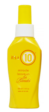 It's A Ten Miracle Leave-In For Blondes $18.96
