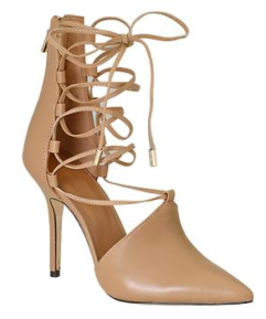 Rachel Roy Anni Lace Up Pump $325 on sale for $194.99 Piperlime