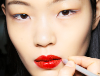 Why you should use reverse lip liner.