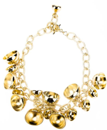 Stella Jean Bell Knecklace $488 0n sale for $293