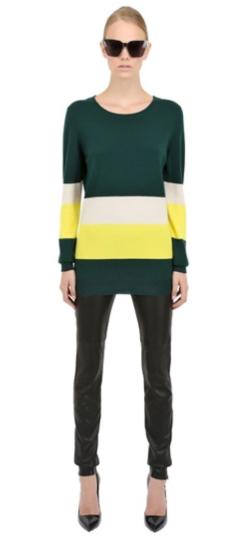 Annapurna Striped Cashmere Sweater $558.00