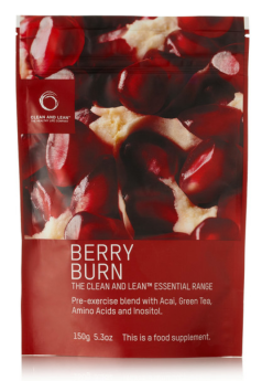 Bodyism's Clean & Lean Berry Burn $55.00