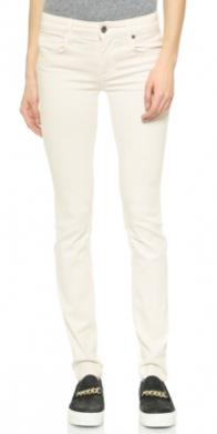 Genetic Los Angeles Stem Mid Rise Skinny Jeans $185.00