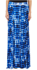 Barney's New York Tie Dye Maxi Skirt $149.00 on sale for $89.00