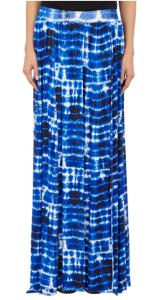 Barney's New York Tie Dye Maxi Skirt $149.00 on sale for $89.00