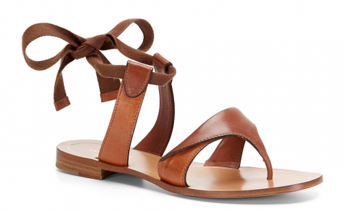 Sarah Flint  Grear Saddle Vencchetta Sandal